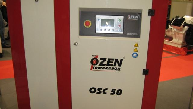 Вы просматривайте статью Выставка 2010 - Компрессоры Ozen Kompresor